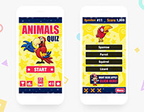 Animals - Games for Kids for iPhone