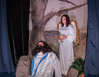 Passion of Christ Play 2014