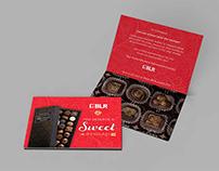 Valentines Day Reward Direct Mail Card