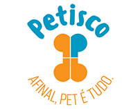 Petisco PET wear logotype