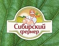 "corporate identity ""Siberian farmer"""