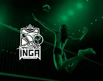 Ingá Volleyball Team   Proposta de Identidade