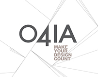 O4IA Architect agency, responsive website.