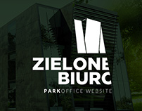 park office - web design