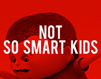 NOT SO SMART KIDS Pharmaton Kiddi