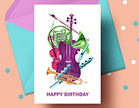 Birthday Cards (Proposed)