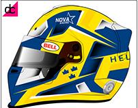 Edvin Hellsten Helmet Design Proposals
