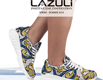 Lazuli Shoes - Portuguese Inspiration