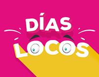 DÍAS LOCOS - ASYCO