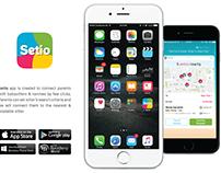 Setio App - Logo Guideline