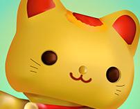 Manekineko - Lucky cat