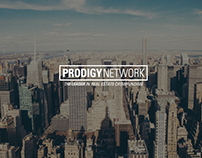 Prodigy Network | UI Design