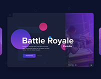 Fortnite page
