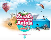 Campaña Chiky / Costa Rica