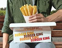 Burger King: King Box