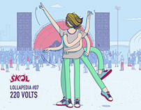 Ambev . Lollapalooza Fest Lollapedia