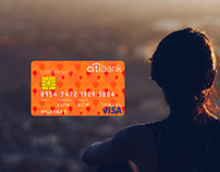 Travel Experience Credit Card