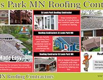 St Louis Park MN Roofing Contractors