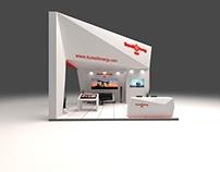 Kuwait Energy Booth - EGYPS 2018