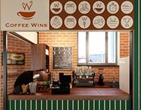 Кофепоинт Coffee Wins (Москва, м.Первомайская)