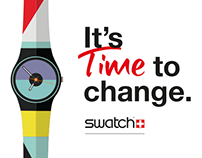 History of Swatch