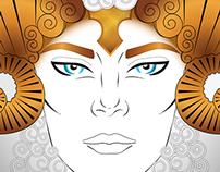 Ilustración: Vellocino de Oro