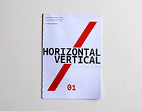 Horizontal vertical - exhibition catalogue, 2014