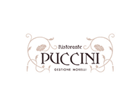 """Restyling corporate image """"Puccini Restaurant Gallery"""""""
