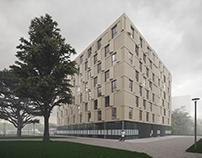 Erasmus Campus Student Housing | Mecanoo