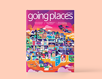 Going Places Magazine - Singapore Issue
