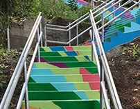 South Park Staircase