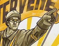 Intervene Poster for PCL