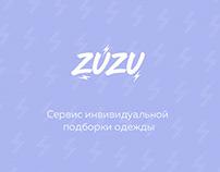 UX/UI Design for Zuzu