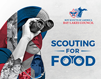 Scouting for Food | Boy Scouts of America