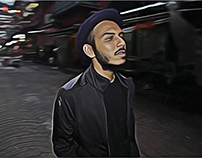 Sayla 'Circles' Animated Music Video
