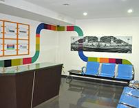 Diseño Experiencial - Señaletica ConMars