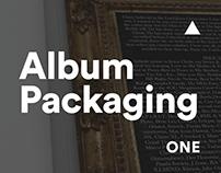 Album Packaging ONE