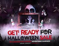 my-eLiquid.de Halloween's Advertising Campaign