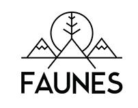 FAUNES logo