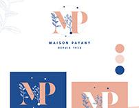 Identité de marque, création de logotype