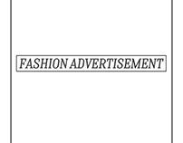 Mock Fashion Advertisements