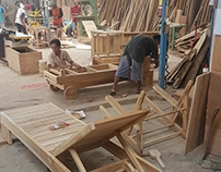 Indonesia Teak Furniture Factory