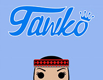 Gawko - Bedouin Funko Pop Figures