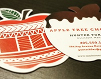 Apple Tree Chocolate Business Cards