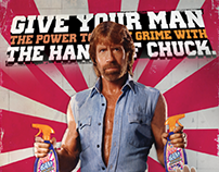 Easy-Off BAM – The Hands of Chuck