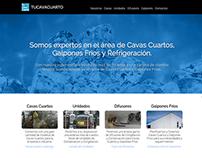 TuCavaCuarto - Sitio Web