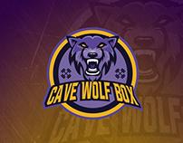 Mascote - Cave Wolf Box