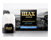 SHAH TEA RESTYLING tea package