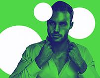 Spotify Duotone Photo Effect