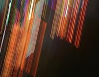 Série Fotográfica: Rainbow Lights